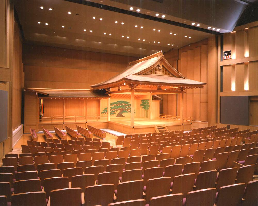 伝国の杜 置賜文化ホール